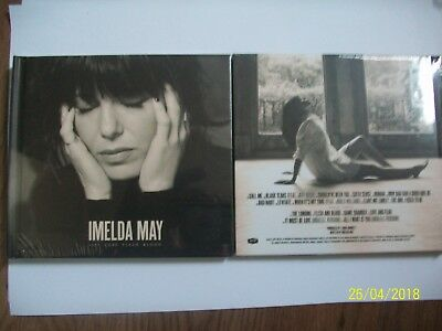Imelda May Life Love Flesh Blood New Sealed HMV Deluxe Special Edition CD Bonus