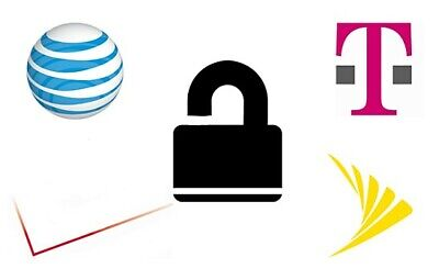 Unlock Service Sprint T-mobile AT&T Samsung Galaxy S6, S7,S8Fast