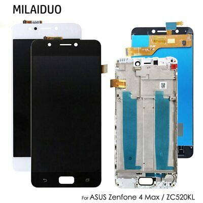 For Asus Zenfone 4 Max ZC520KL LCD Display+Touch Screen Digitizer Assembly