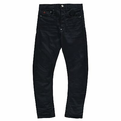 6f392a1ac436a Jeans Denim G Star Type C 3D Loose Tapered Mens Trouser Pants 3D Aged