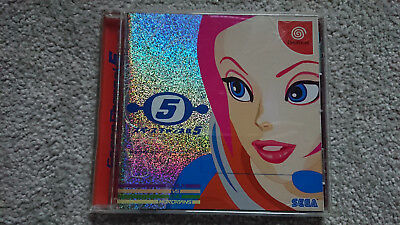 Space Channel 5 - Sega Dreamcast [NTSC-J] - Complete with Obi/Spine
