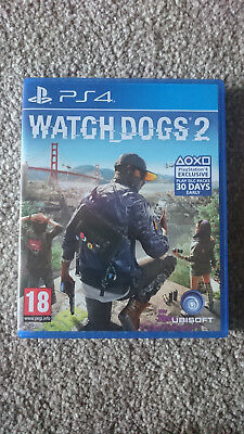 Watch Dogs 2 - Sony PlayStation 4 [PAL Version] [Region Free]