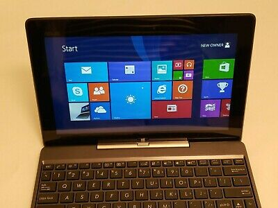 Asus Transformer Book 10.1-inch 64GB  2-in-1 Touchscreen Tablet T100T Windows 8