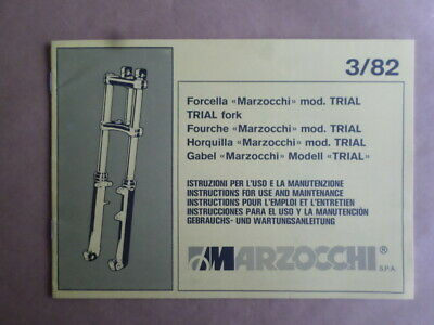 marzocchi trial fork