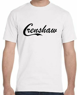 Straight Outta Crenshaw T-Shirt Funny Tee Many Colors Gift