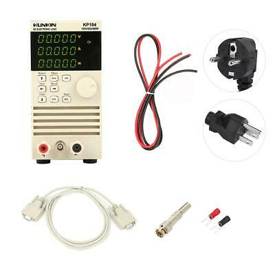 KP184 RS485/232 Electronic Load Battery Capacity Tester 400W 40A Digital Display