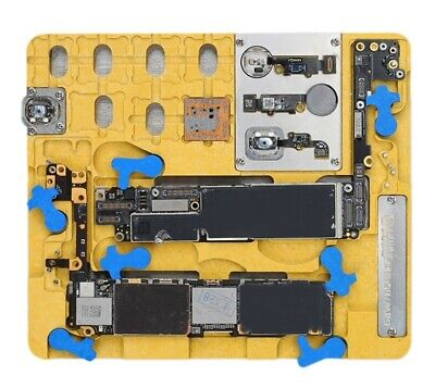 Mechanic MR9 Logicboard CPU NAND Fingerprint Repair PCB Holder For iPhone XR, 8,