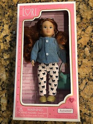 LORI Doll Autumn Battat Our Generation NEW in Box Free Shipping