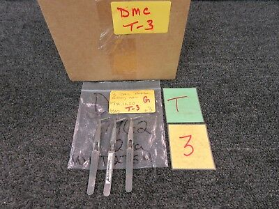 3 Pico Removal Install 16 12 20 M81969/8 Wire Extract Insert Tool T-3-G Used