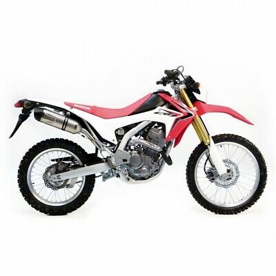 HONDA CRF250L ie 2012>13 LEOVINCE LV-ONE EVO SLIP-ON EXHAUST*IN STOCK*FAST SHIP*