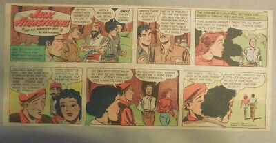 Jack Armstrong The All American Boy by Bob Schoenke 5/15/1949 Third Size Page !