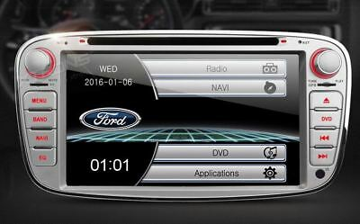 Ford DVD GPS Navi All in One * Mondeo * Focus * S und C-Max * Galaxy II * Kuga *