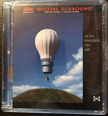 Alan Parsons - On Air (CD, Album, Multichannel, DTS)
