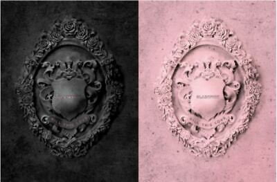 "K-POP BLACKPINK ALBUM ""KILL THIS LOVE"" [ 1 PHOTOBOOK + 1 CD ] BLACK Version"