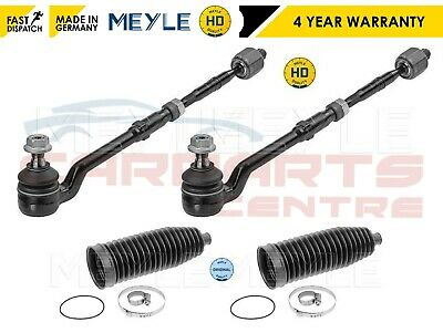 For Bmw X5 E53 2000- Inner Outer Steering Tie Track Rod End Ends Assembly Boots
