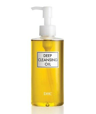 DHC Deep Cleansing Oil 200 ml, includes four free samples