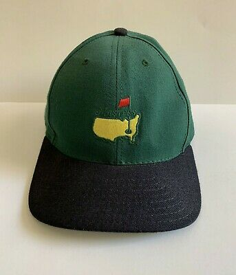 a37db626021 Augusta National Masters Green Golf Hat Cap Masters Collection 7 3 8 USA  Mens