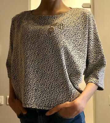 Haut / Top, tunique Femme/Woman, Zara, Taille/Size : S , NEUF/NEW