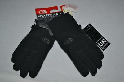 The North Face Mens Apex Etip Gloves Black  Brand New Authentic All Sizes