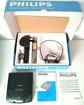 Philips compact disc vintage 90's AZ 6821 as New!