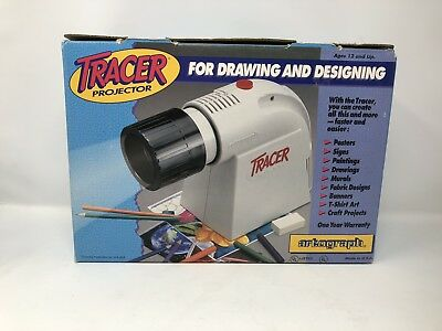 Tracer Projector Artograph Drawing and Design Arts Crafts Sewing