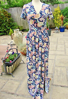 CLUB L at TOP SHOP womens MAXI DRESS size U.K 10 - NEW and PERFECT!!