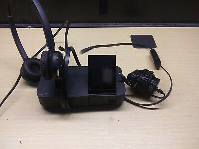 bd8bdd04d57 Jabra PRO 9470 BS Mono Wireless Bluetooth Headset + Charging Cradle +  Adapter