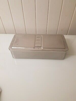 Aesculap  - DBP Basis Sterilcontainer   57x28x57x28x13 cm