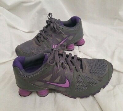 sale retailer 1f065 6cc12 Womens Nike Shox Agent Running Shoes Size 8.5 Excellent Condition!