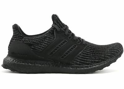 quality design 400c7 d56de Authentic Adidas Ultra Boost 4.0 Triple Black BB6171 Men s Size 9.5