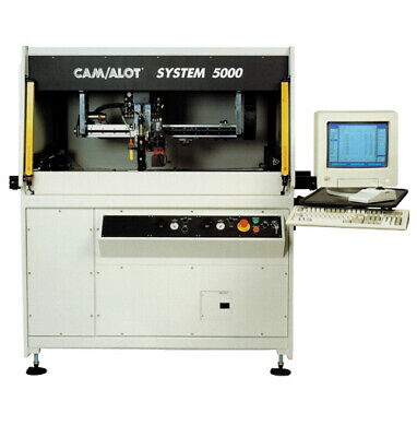 Camelot CAM/ALOT 5000 In-Line Dispensing System PCB