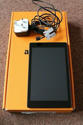 AMAZON KINDLE FIRE HD 8 (6th generation) - Cracked screen - £19 52