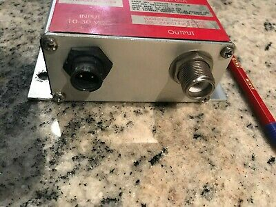 GAS TURBINE IGNITION Exciter Box Mount Adapter For Solar T62T32 And