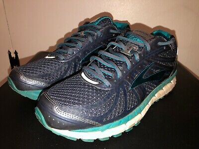 1a1413ec78522 BROOKS ARIEL 16 Womens Running Sneaker Indigo Blue Shoe Size 10.5 B ...