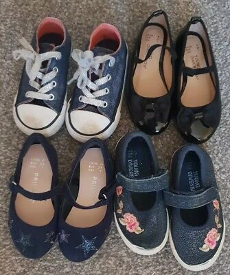 Girls (Infant) Shoes Bundle - Size 6
