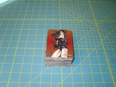 1996 Avengelyne Chrome Trading Cards #99 Card Base Set