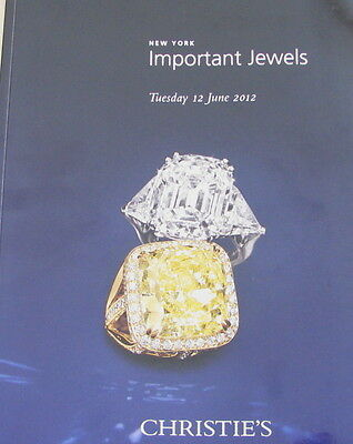CHRISTIE'S Important Jewels – David Webb Fred Leighton Cartier