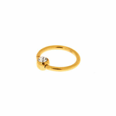731aff327 CLAIRE'S GIRL'S GOLD 16G Fireball Tragus Stud Earrings - £7.00 ...