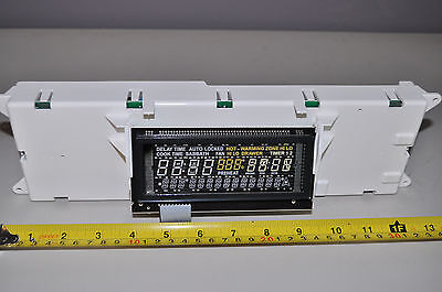 New Oven/Range Electronic Control Display Board Fits Multiple Brands 8507P231-60