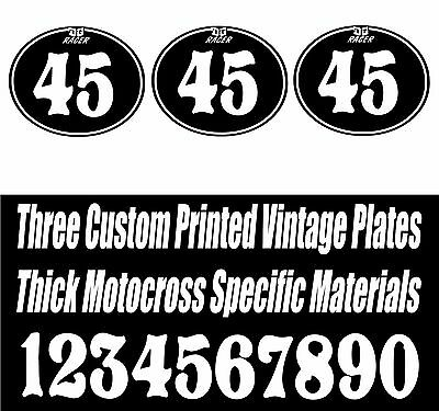 Motorcycle VIN NUMBER ID Plate Style 2 Emblem TAG Custom Engraved With Your VIN