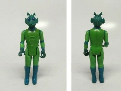 Vintage Star Wars GREEDO Figure! 1978 C9 NICE! No Gun!