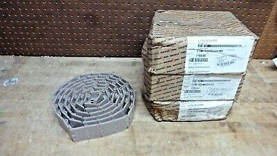 Rexnord LF820K55MM, Tabletop Chain 10ft *New*