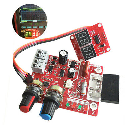 100A Spot Welding Machine Time Current Controller Control Panel Board Module