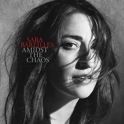 Sara Bareilles Amidst The Chaos CD 2019 NEW FREE SHIPPING