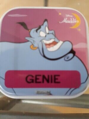 Woolworths Disney Words Tiles GENIE - Family Collectable Gift Toy Game KIDS