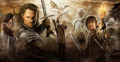The Lord of the Rings Poster SKU 44366