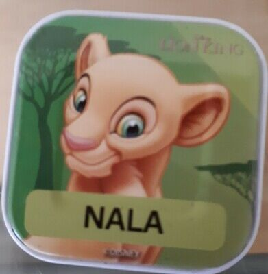 Woolworths Disney Words Tiles NALA Family Collectable Gift Toy Game KIDS