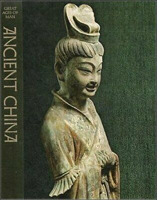 Great Ages of Man - Ancient China (1967) Vintage Hardcover Book - (Edward H. Sch
