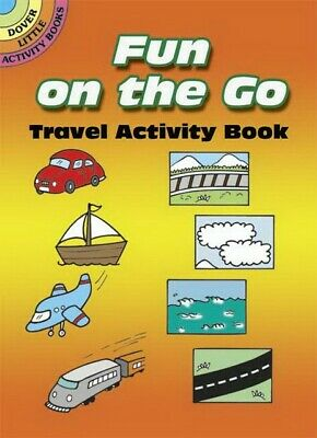 Fun On The Go Travel Word Games Puzzle Book