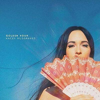 Golden Hour Kacey Musgraves Audio CD Today's Country Pop FREE SHIPPING NEW